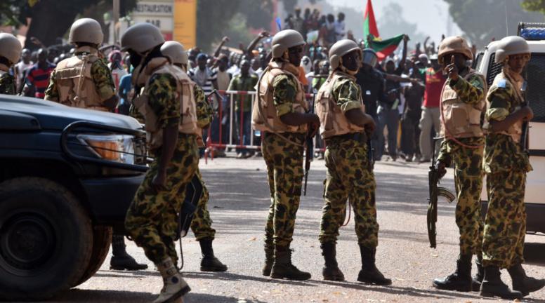 Urgent – #Burkina : Déclaration de guerre des chefs de troupes du RSP