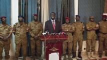 Coup d'Etat au Burkina Faso: l'enquête avance, selon le gouvernement