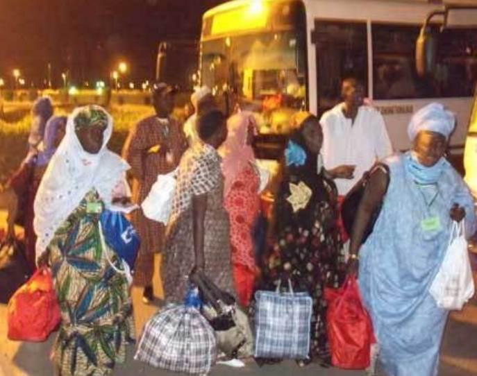"""""""Retards de certains vols retour du pèlerinage à la Mecque"""", (Sénégal Airlines)"""