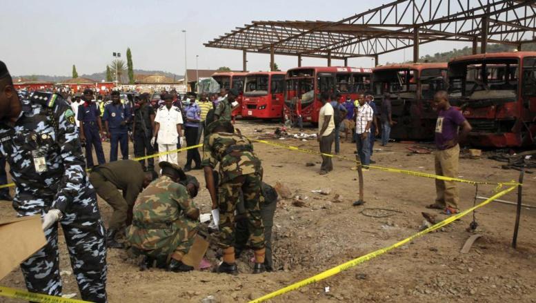 Nigeria: trois violentes explosions secouent Abuja