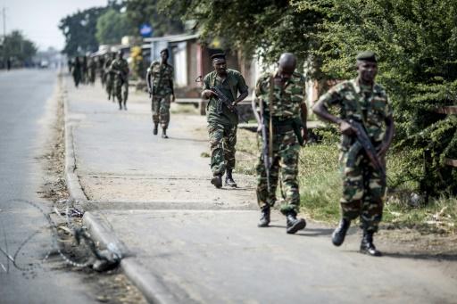 Burundi: une quinzaine de civils tués dans des affrontements avec la police à Bujumbura
