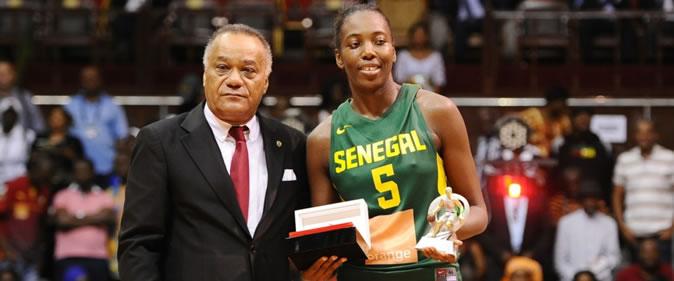 Afrobasket Féminin: Aya Traoré MVP du tournoi