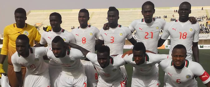Amical : La sélection locale du Sénégal bat celle du Cameroun (2-1)