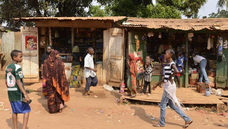 RCA: un rassemblement pour la paix organisé au PK5 à Bangui