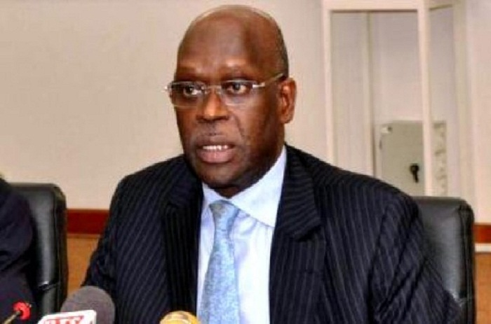 Amadou Kane : «Ce n'est pas après trente ans de carrière que je vais me disputer pour… ».