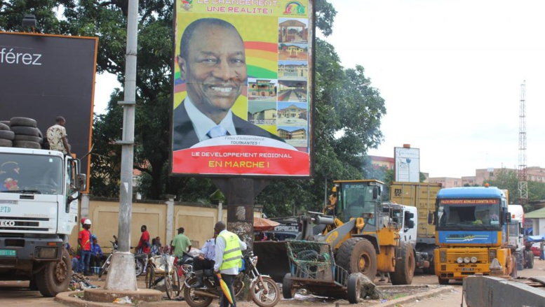 Violences en Guinée: appel au calme avant l'élection présidentielle