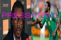 Aliou Cissé apporte son soutien à Mame Biram Diouf