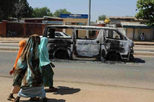 NIGERIA: 14 MORTS DANS TROIS ATTENTATS-SUICIDES À DAMATURU