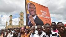 Présidentielle en Côte d'Ivoire: lancement de la campagne officielle