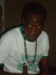 Lancement d'album: le Slameur Ksi Apakéna prône une paix définitive en Casamance