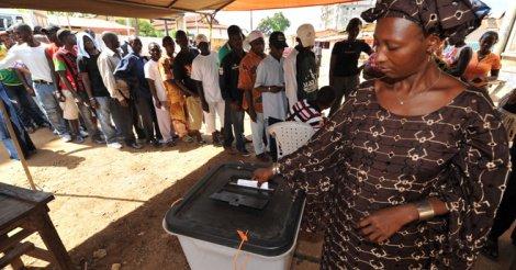 Guinée : début du scrutin présidentiel ce matin