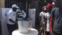 Présidentielle en Guinée: les premières déclarations attendues