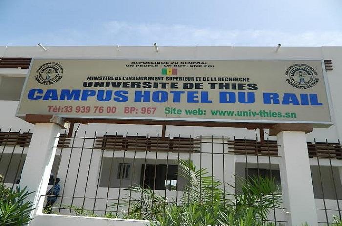 Université de Thiès : le recteur se félicite de l'avancement des travaux