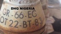 Des bombes françaises refont surface aux mains de Boko Haram