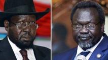 """Machar """"n'a pas confiance """" en Kiir"""