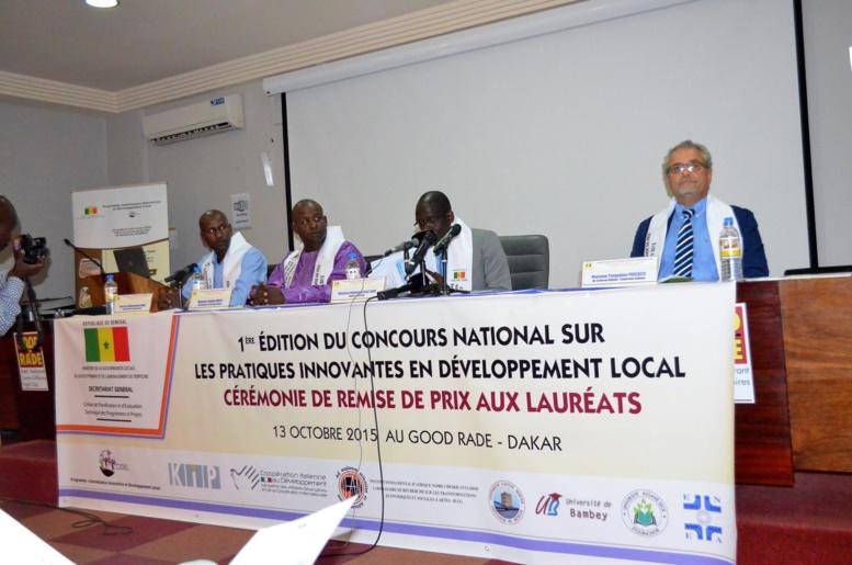 Pratiques innovantes en développement local : Identification, diffusion et capitalisation des expériences