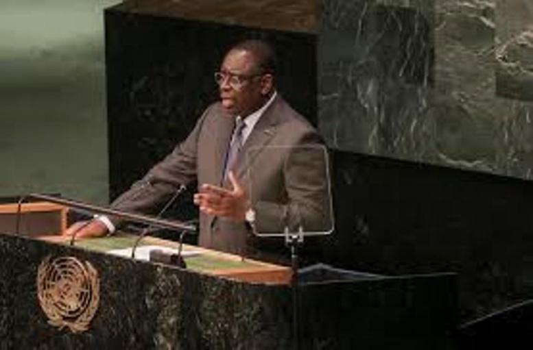 Membre non permanent de l'ONU: le Sénégal premier avec 187 votes sur 191, la réaction du président Sall