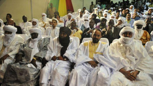 Accord de paix au Mali