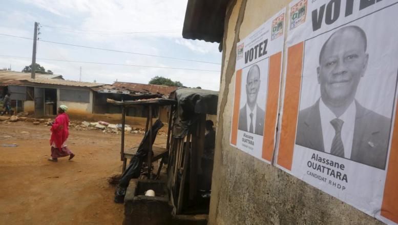 Côte d'Ivoire: une campagne apaisée à une semaine de la présidentielle