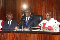 Remaniement dans la magistrature: Samba Sall remplace Mahawa Sémou Diouf, Ibrahima Ndoye à la CREI