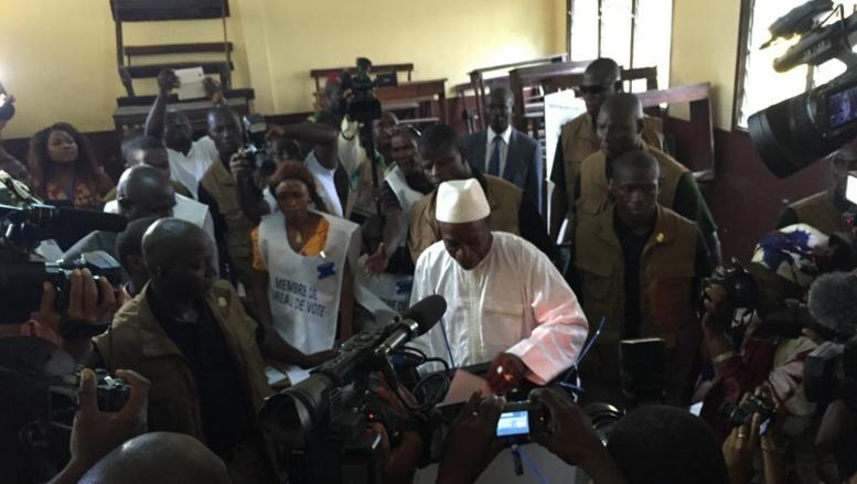 Alpha Condé réélu en Guinée: les principales réactions politiques