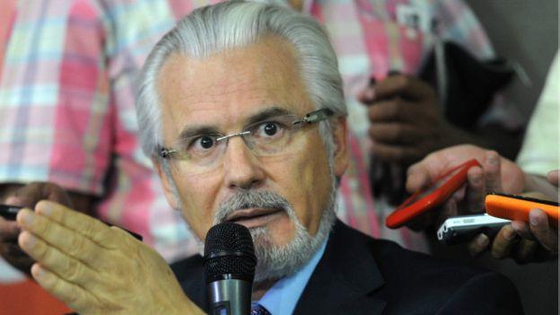 Baltasar Garzón au procès de Habré