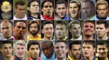 Ballon d'or 2015. Voici la liste des 23 nominés
