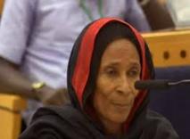 """""""Hissein Habré m'a donnée un coup de stylo entre..."""", Hadija Hassan Zidane"""
