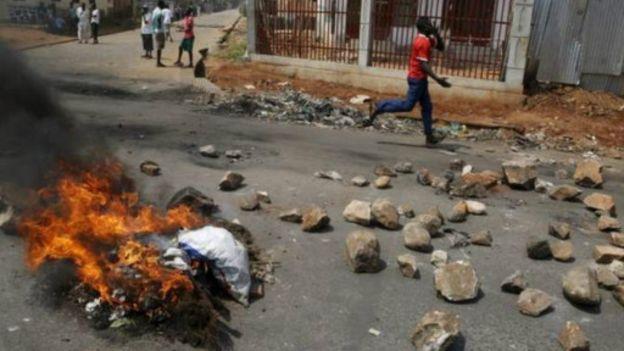 Bujumbura en proie à l'insécurité