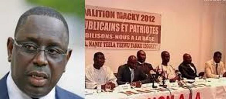 «Macky 2012» vole en éclats: huit partis s'isolent et créent «les Républicains Doomu Rewmi»*