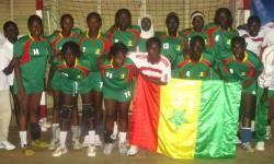 """Handball-Tournoi Challenge Trophy: les """"Lioncelles"""" à l'assaut de l'Ouzbékistan"""