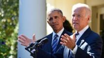 Le vice-président américain Joe Biden a mis un terme au suspens qui entourait son éventuelle candidature à al présidentielle.