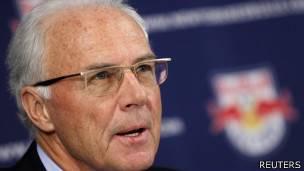 FIFA : Franz Beckenbauer visé