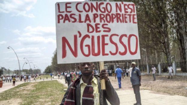Brazzaville : relatif retour au calme