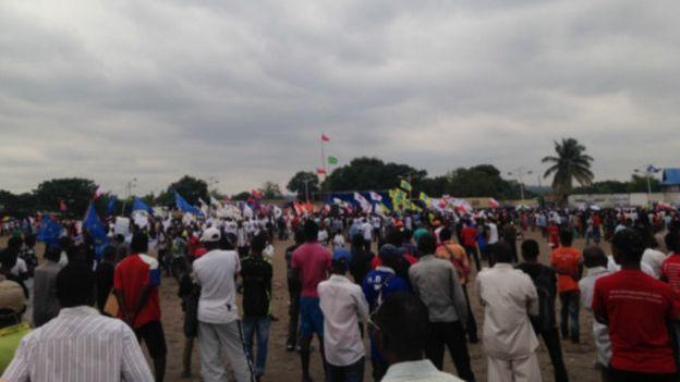 """Congo : RFI """"suspendue"""""""