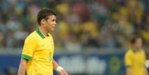 Thiago Silva pas convoqué par Dunga dans la liste des 23. (Archives L'Equipe)