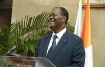 """Présidentielle ivoirienne: Affi est un adversaire """"de poids"""" selon Ouattara"""