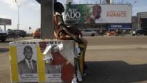 Le président sortant Alassane Ouattara est l'un des sept candidats qui s'affrontent lors de l'élection présidentielle du 25 octobre 2015. REUTERS/Luc Gnago