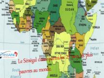 Le Sénégal classé parmi les 25 pays les plus pauvres, les précisions du gouvernement