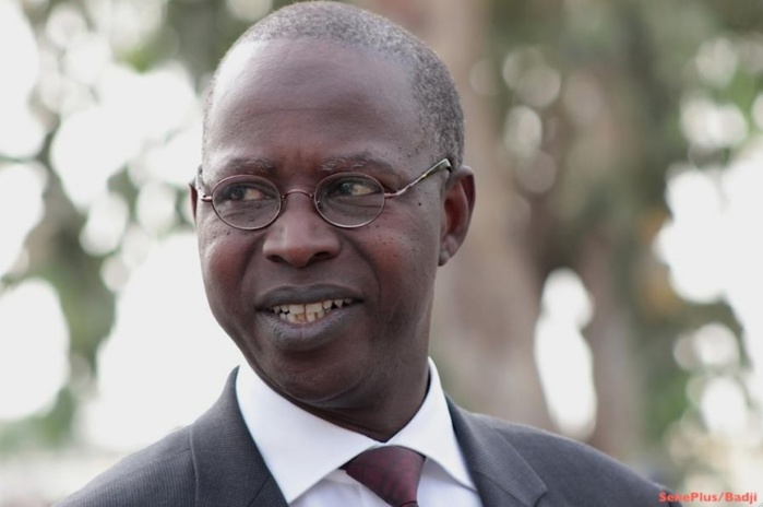 """Mahammad Boun Abdallah Dionne sur le classement du FMI: """"Nous n'avons pas de quoi rougir..."""""""