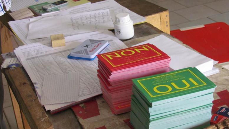 Référendum au Congo: une participation «honnête», selon Brazzaville