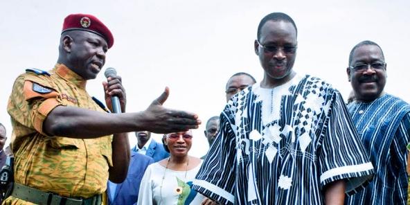 Burkina Faso : l'ex-RSP en héritage