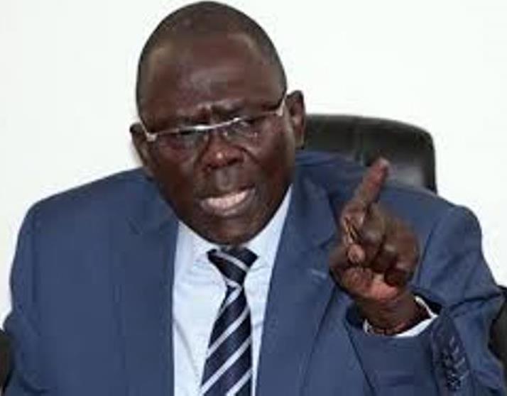 «La minorité insulte l'Assemblée nationale», (majorité parlementaire)