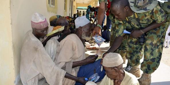 Nigeria : l'armée délivre plus de 300 femmes et enfants retenus par Boko Haram
