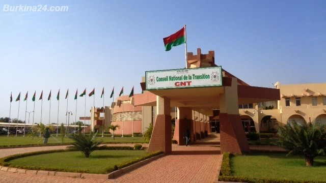 Burkina: la  constitution sera révisée le 3 Novembre 2015