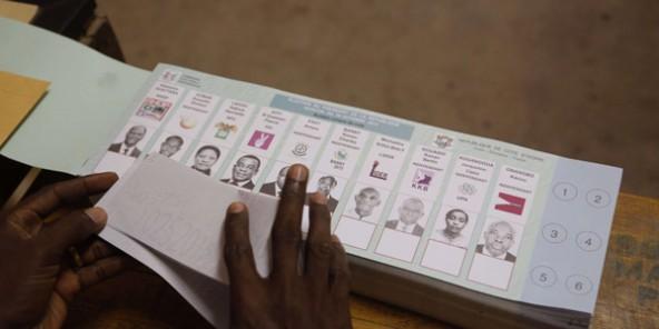 Présidentielle en Côte d'Ivoire : les tablettes de la discorde