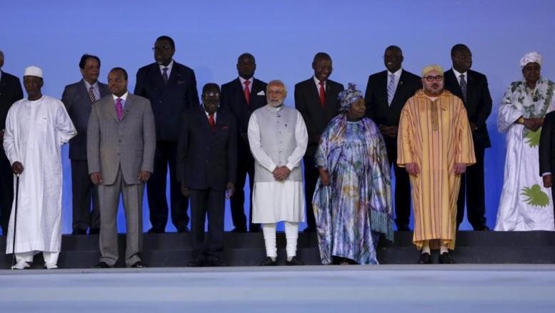 Forum de New Delhi: l'Inde et l'Afrique font des projets