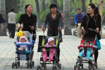 Fin officielle de la politique de l'enfant unique en Chine