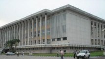 Le siège du parlement congolais à Kinshasa en RDC. radiookapi.net