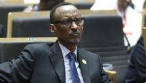 Si le texte est définitivement adopté par le Sénat et validé par référendum, le président Paul Kagame (ici à l'UA, le 30 janvier 2015) pourrait en théorie rester au pouvoir jusqu'en 2034. REUTERS/Tiksa Negeri